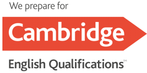 We prepare for Cambridge English Qualifications.