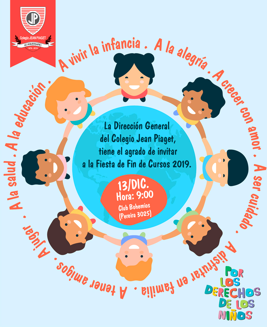 Fiesta Fin de Cursos 2019